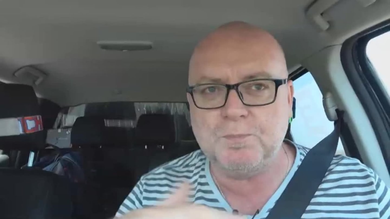 Jan Říha novinář na Dakaru