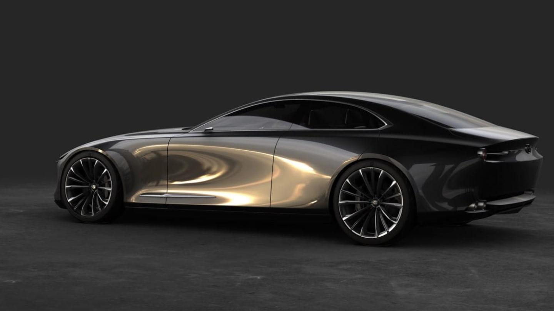Mazda Vision Coupe 4