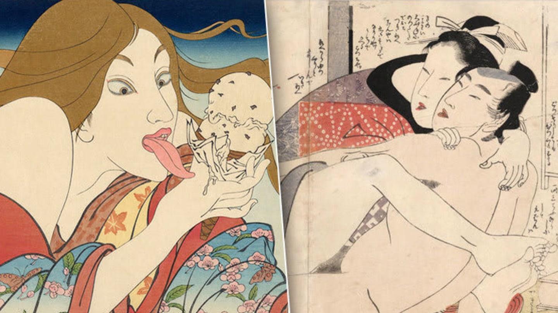 japonská sexuální žena