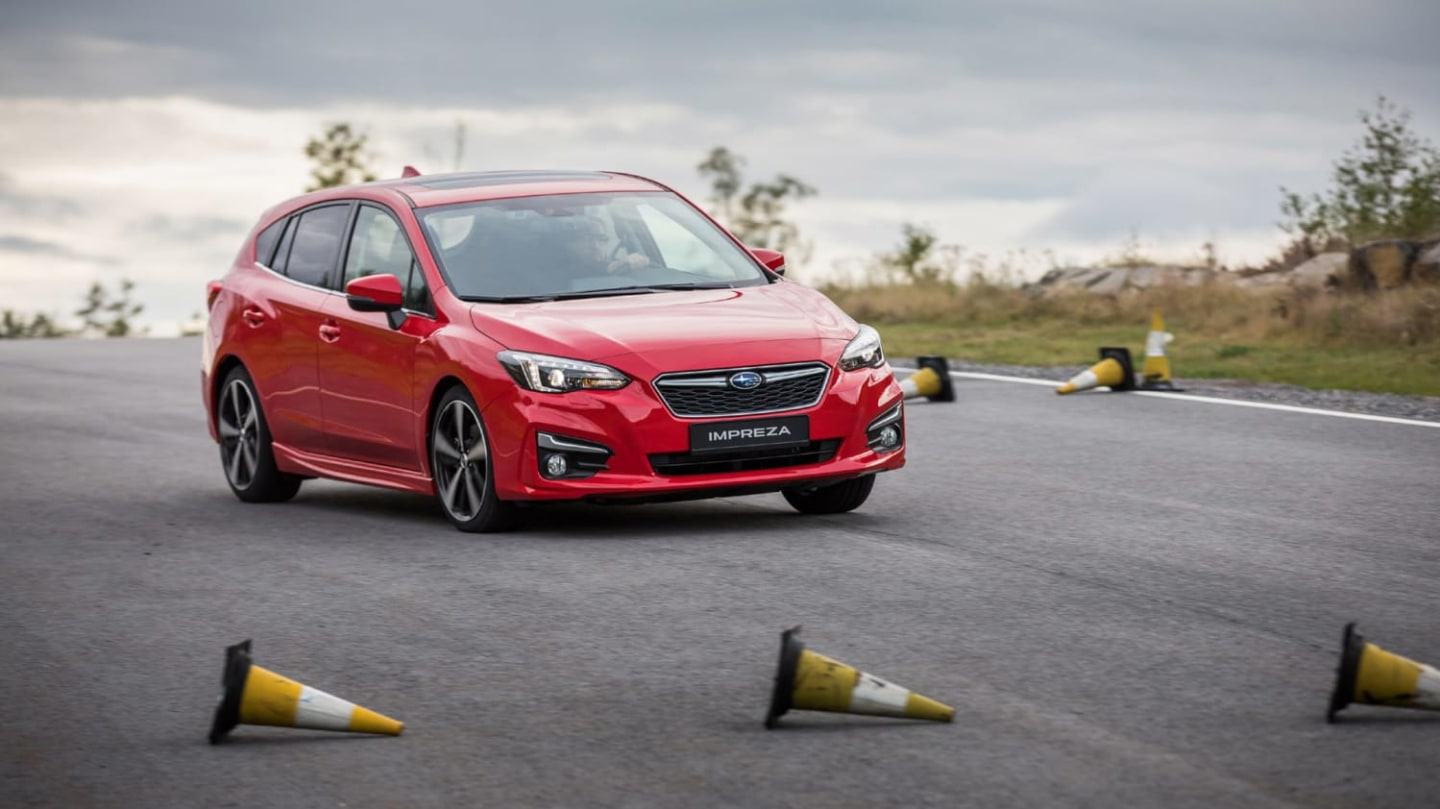 Nová generace Subaru Impreza se vrací na český trh.