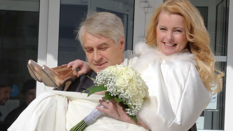Iveta Bartošová má nového manžela: Josefa Rychtáře
