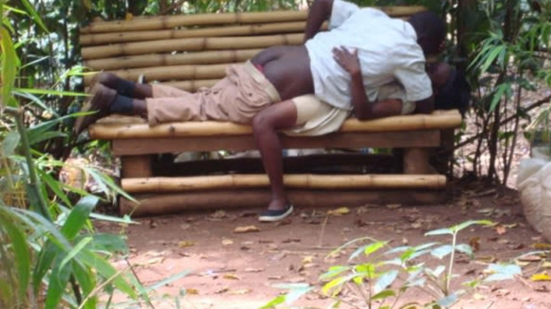 Slečno, nepíchá vás bambus?