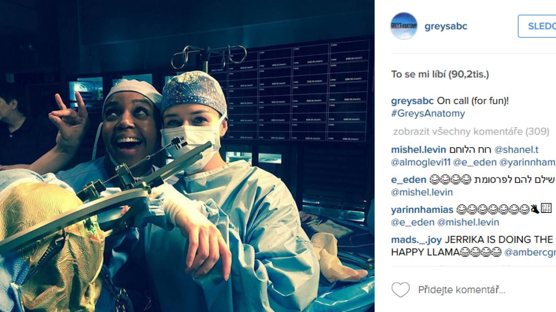 Chirurgové na Instagramu - Obrázek 5
