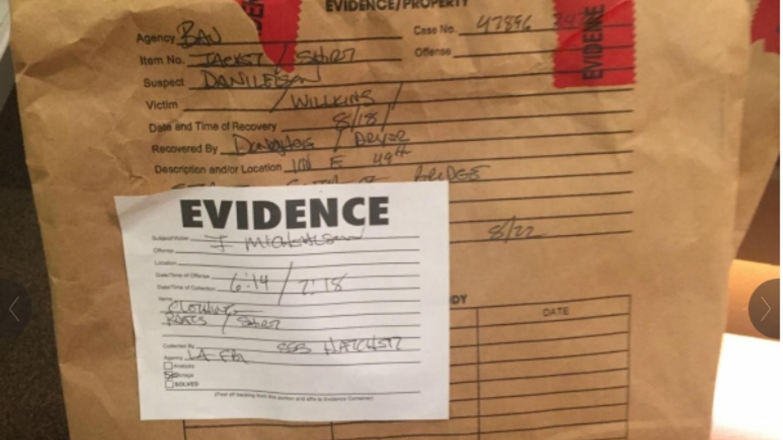 Zajištění důkazu