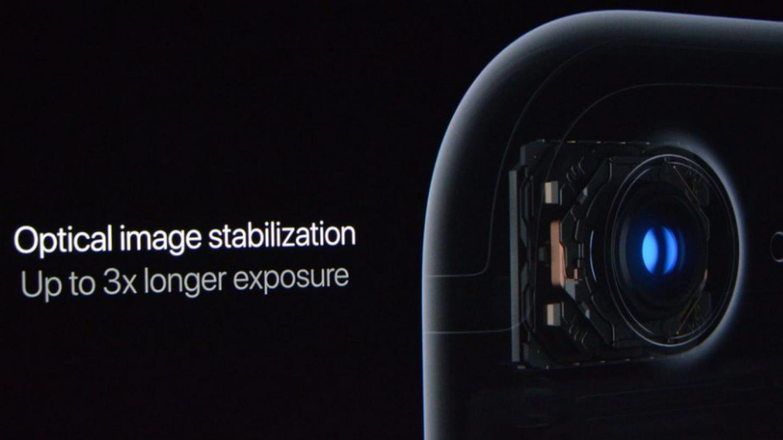 Optickou stabilizaci dostane nově i základní model iPhone 7