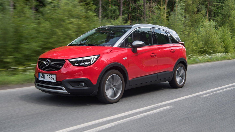 Opel Crossland X je autem pro nenáročné.