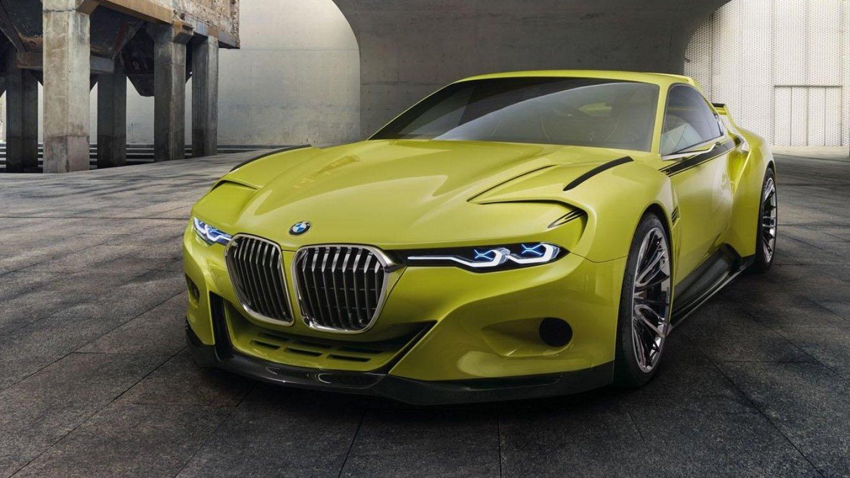 BMW 3.0 CSL Hommage - hl