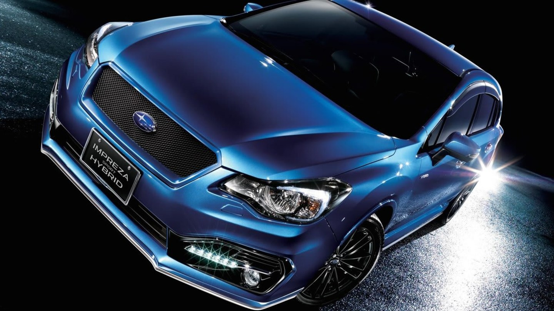 Subaru Impreza Sport hybrid_