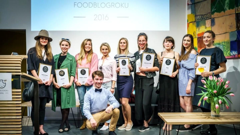Vyhlášení výsledků Foodblog roku 2016