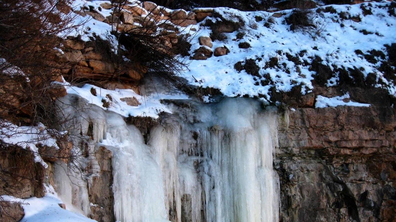 Grand Canyon a jeho nejkrásnější zimní fotografie - Obrázek 9