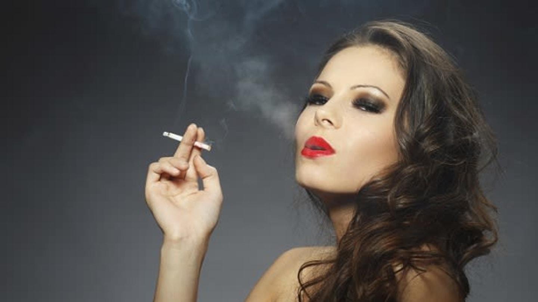 Kouření černé prsa