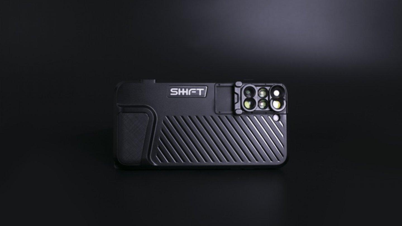 Speciální obal Shiftcam pro iPhone 3