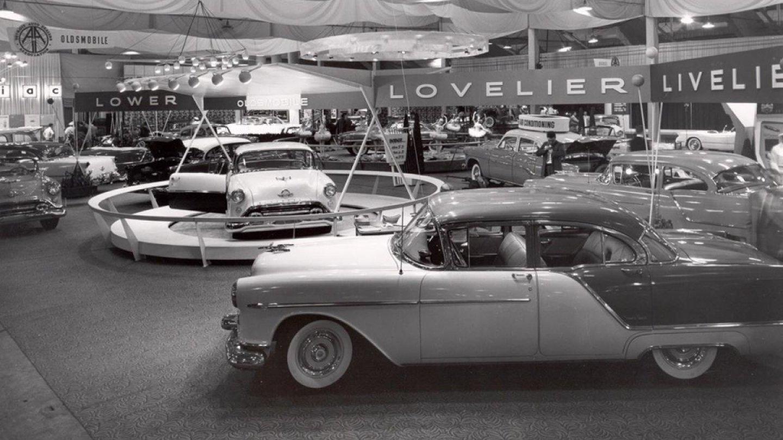 1954 Detroit Auto Show