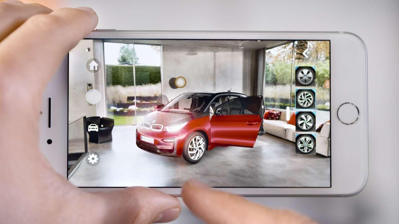 BMW i ARKit