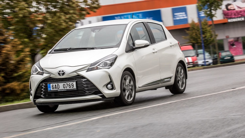 Toyota Yaris má po druhém faceliftu.