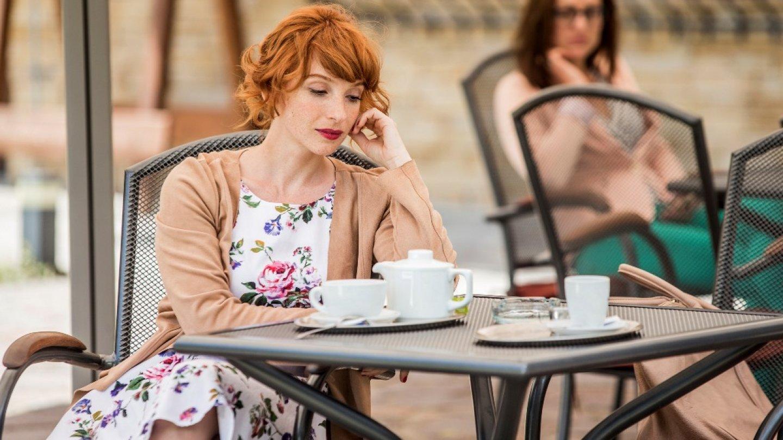Kerekes hraje v Kapitánovi Exnerovi ženu, ke které se Michal Dlouhý stále vrací