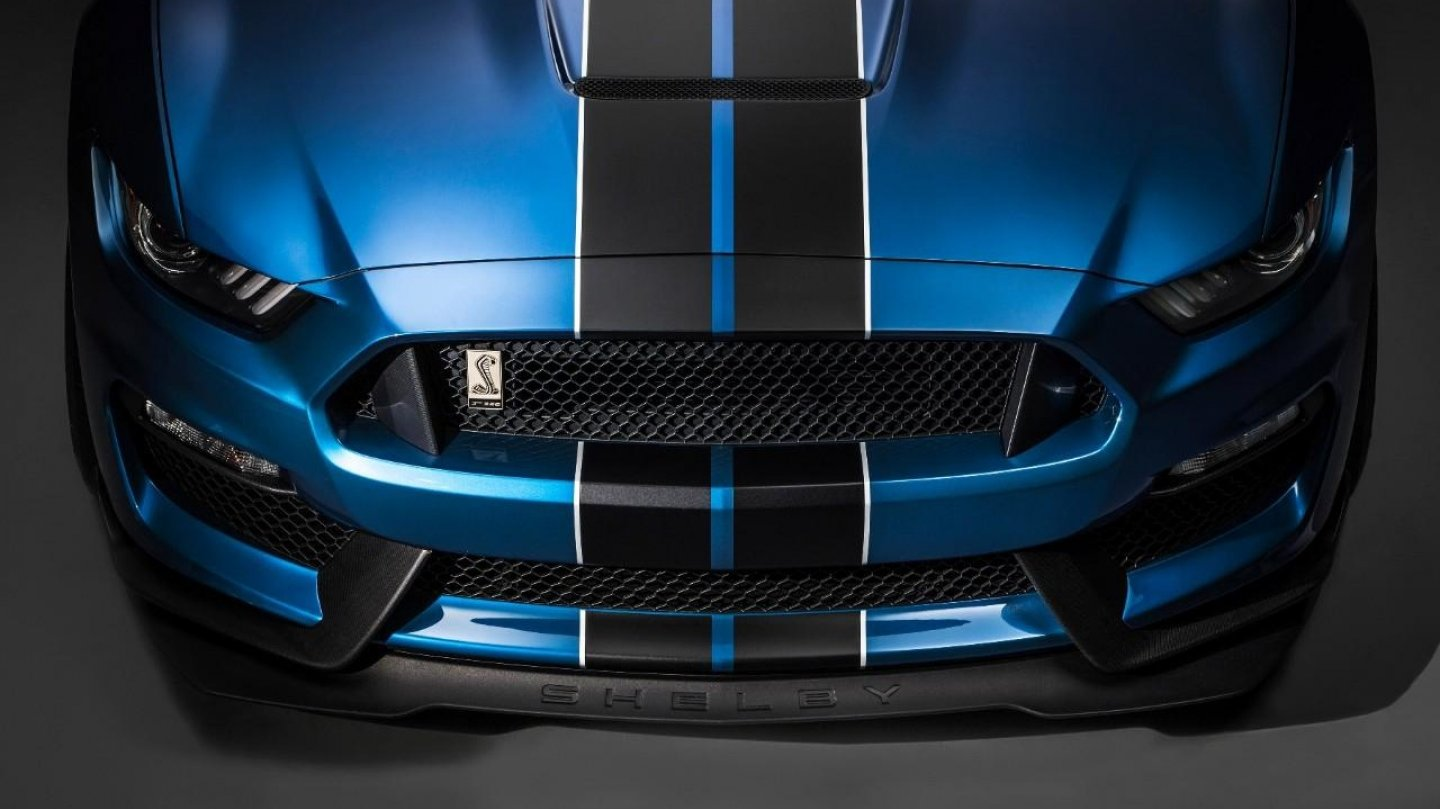 Ford Shelby  GT350 a GT350R a