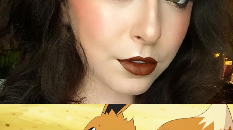 Pokémon make-up - Obrázek 7