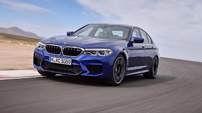 Nové BMW řady 5 od divize M.
