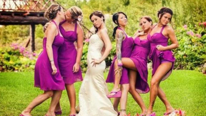 Sprosté svatební fotky 2