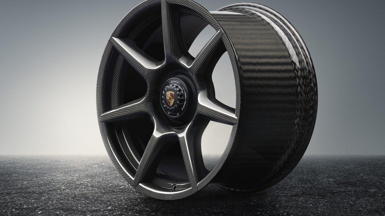 Porsche vyvinulo extrémně lehká a pevná kola
