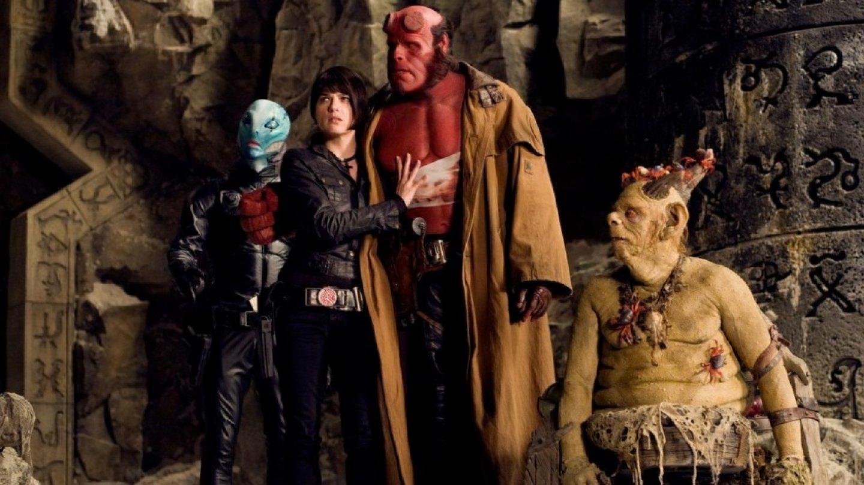 14) Hellboy II: Zlatá armáda (2008) – Našlapaná fantasy, v níž Rudoch pro změnu zastavuje elfího prince z... newyorského metra?