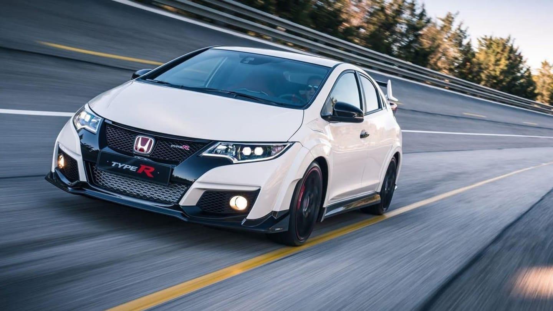 Honda Civic Type R - oficiálně