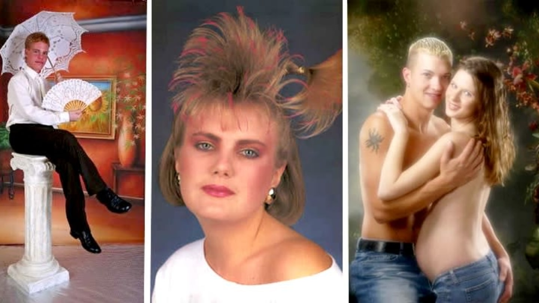 12 bizarních fotografií v ročence