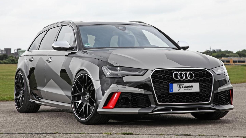 Schmidt Revolution Audi RS6 Avant