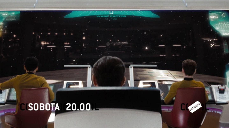 Star Trek - upoutávka