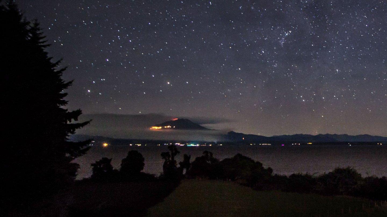 Erupce sopky Calbuco v Chile - Obrázek 3