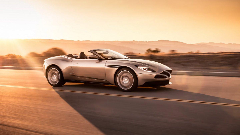 Aston Martin DB11 Volante chce být nejkrásnějším roadsterem světa.