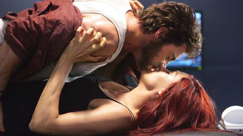 3) Zakázaná láska s Wolverinem (X-Men: Poslední vzdor)