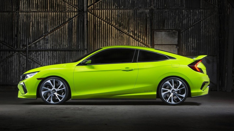 Honda Civic Coupe Concept