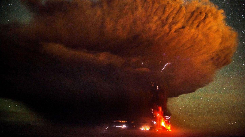 Erupce sopky Calbuco v Chile - Obrázek 6
