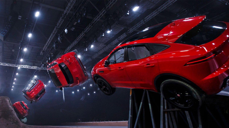 Rekordní skok Jaguaru E-Pace.