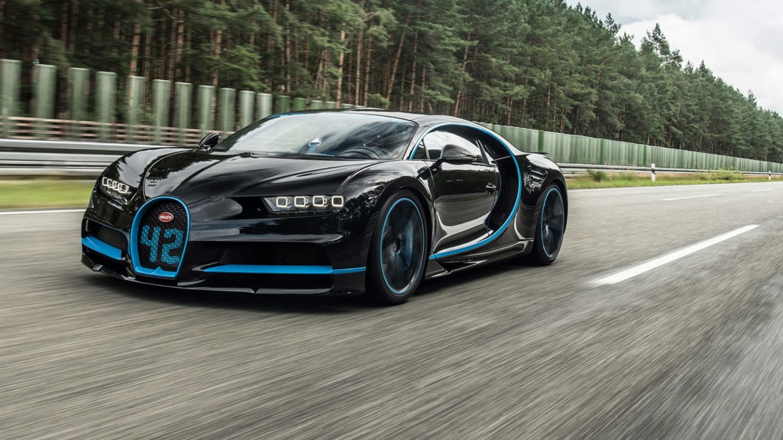 Bugatti je známé extrémními servisními náklady.