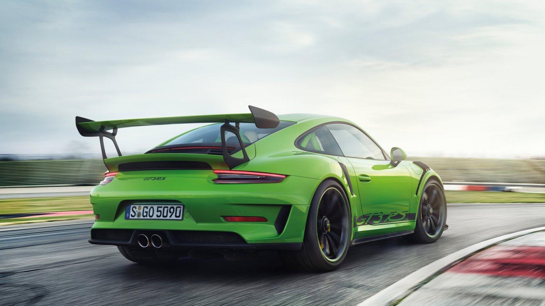 AUTO SNŮ: Porsche 911 GT3 RS