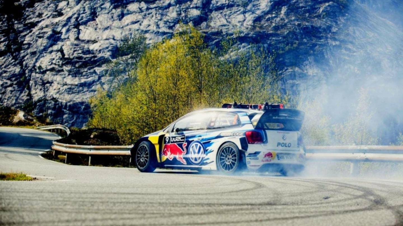 VW Polor R WRC