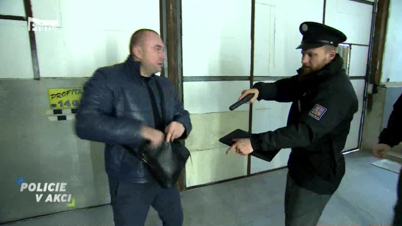 Utajená zbraň - Policie v akci
