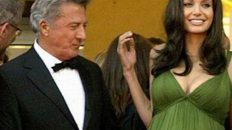 Dustin Hoffman si výhled užívá