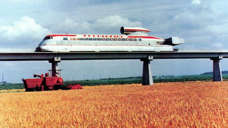 Létající vlaky  - Obrázek 6