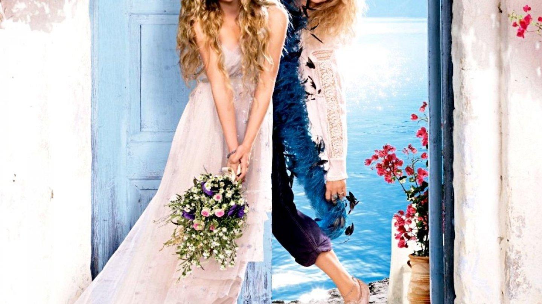 Amanda Seyfried si muzikálu Mamma Mia! zahrála dceru Meryl Streep