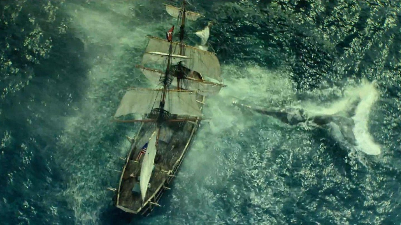 Kapitän Moby Dick