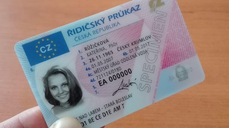 Výměnu řidičáku nestihlo 222 tisíc Čechů
