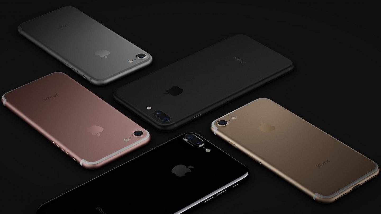 Všechny barevné varianty iPhonu 7