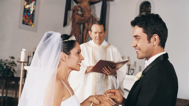 Zařídil sňatek