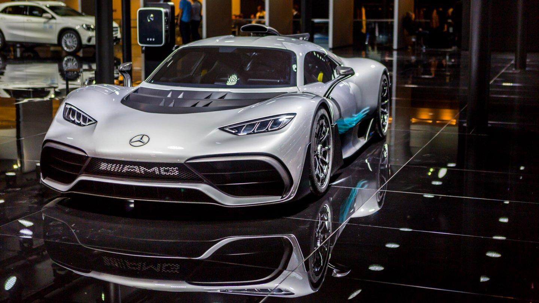 Project One, supersport nové generace od Mercedesu.