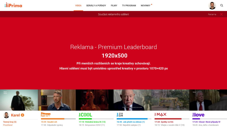 Premium Leaderboard