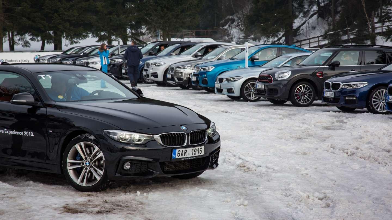 BMW xDrive Experience